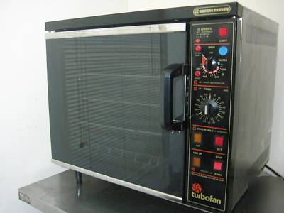 Moffat TURBO31-1W commercial countertop convection oven